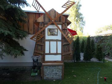 Ferienwohnung Zwergenmühle Leo