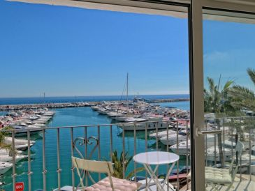 Ferienwohnung First line luxury Penthouse Puerto Banus Marbella