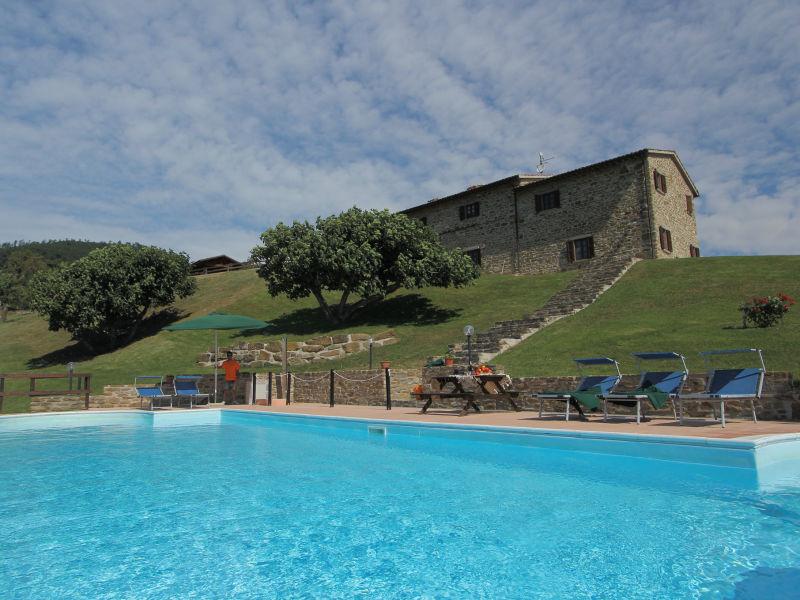 Ferienwohnung Il Pettirosso