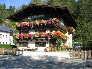 Ferienwohnung Mary Studio's Saalbach