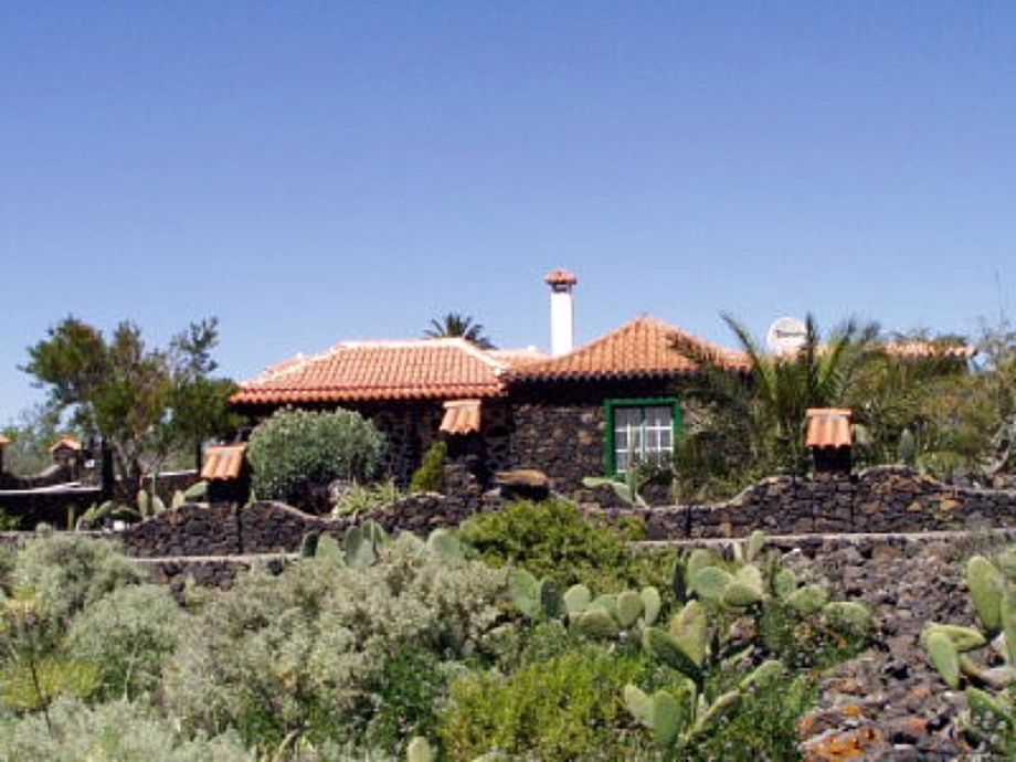 Außenaufnahme Villa Las Tuneras