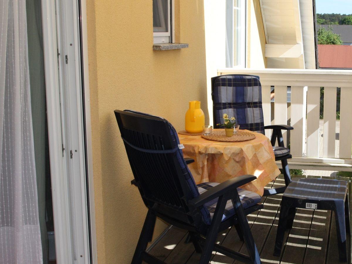 Ferienwohnung bartling vineta 5 usedom zempin firma for Markise balkon mit tiefengrund tapete