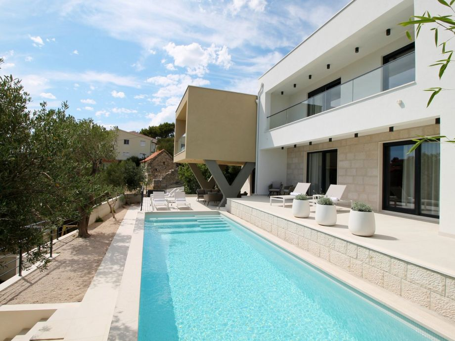 Villa Olive Grove for 10 person, 120m from sandy beach,