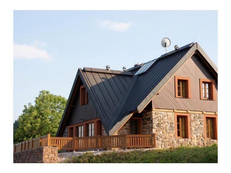 Villa KZF030 in Zacler