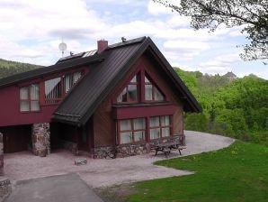 Villa KZW240 in Zacler mit Sauna