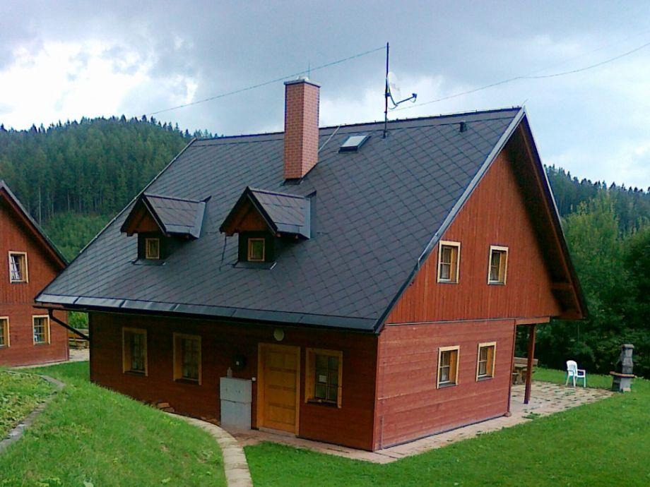 Außenaufnahme KZA021 in Zacler, Prkenny Dul