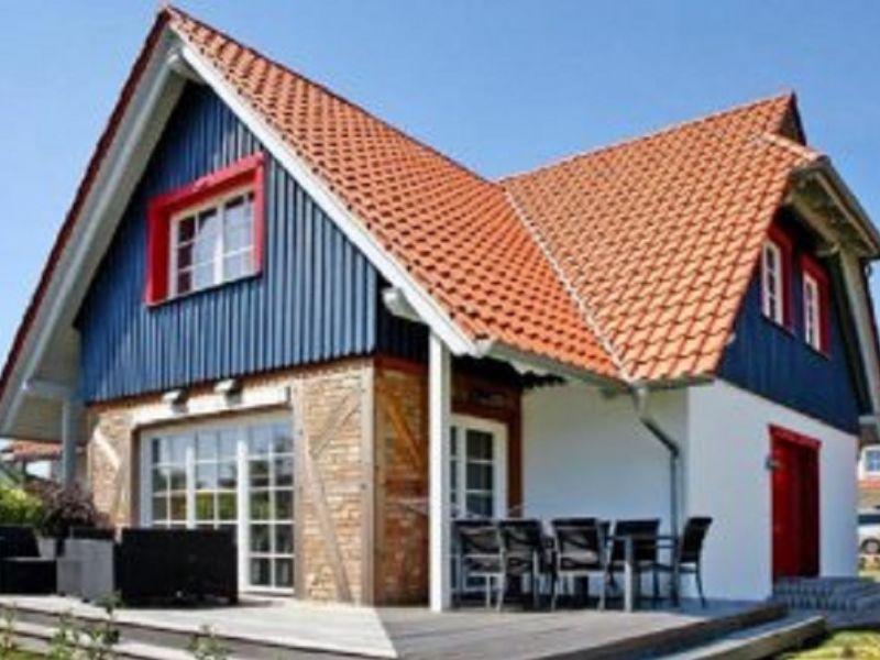 Ferienhaus Haff und Meehr