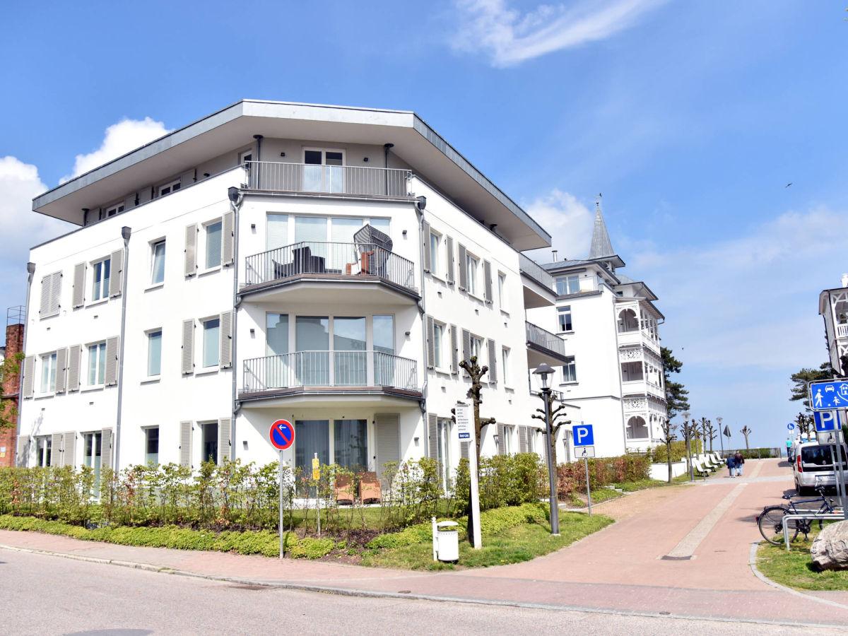 Ferienwohnung strandgold binz ostsee r gen binz firma - Villa seeblick binz ...