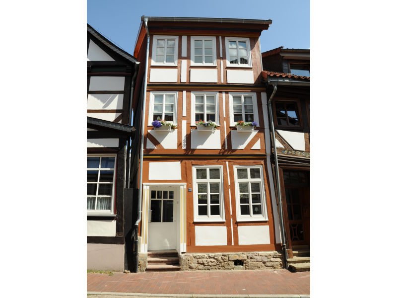 Ferienhaus Altstadt-Idylle