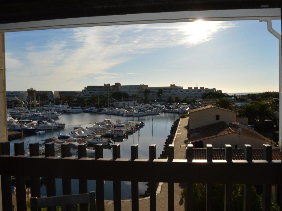 Außenaufnahme Résidence Port Venus
