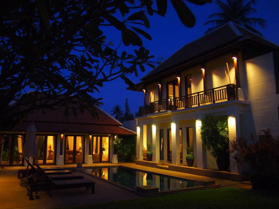 Villa Evening