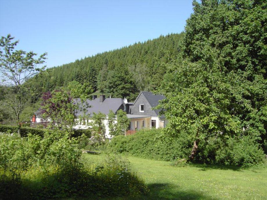 Außenaufnahme Weidenhäuser Mühle Wohnung 1