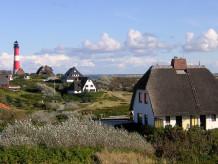 Ferienhaus Doppelhaushälfte unter Reet in Hörnum/Sylt