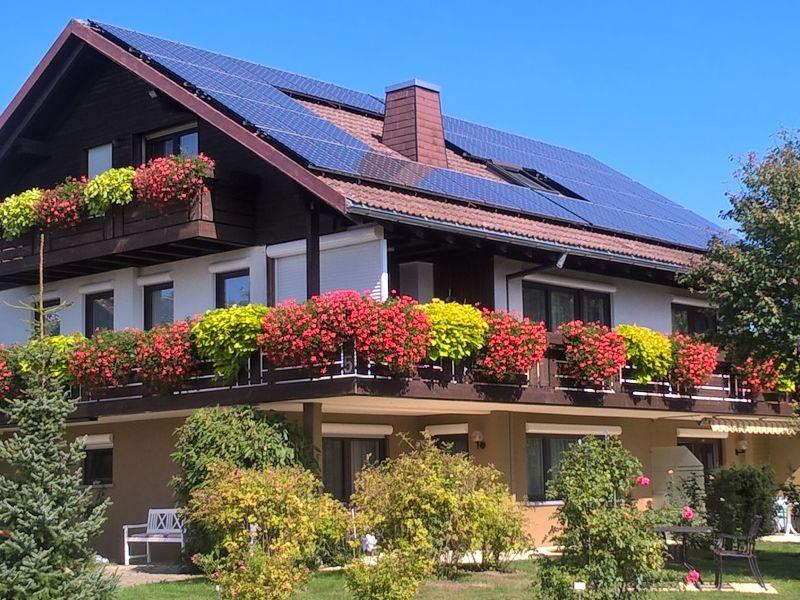 Ferienwohnung Tröndle im Rosendorf