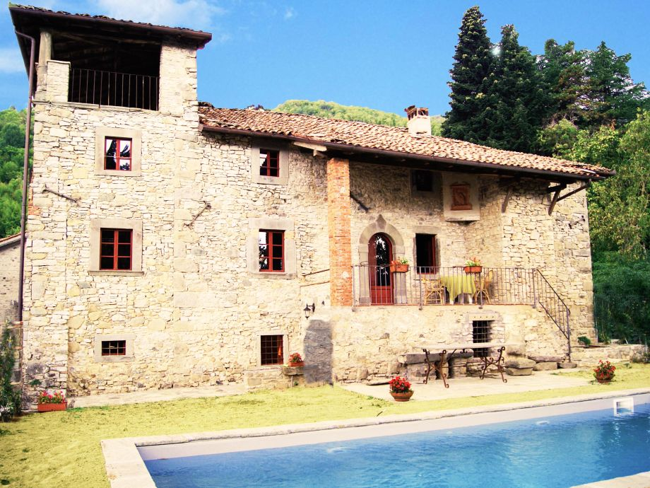 VIlla Torricella with 10x4 meter pool