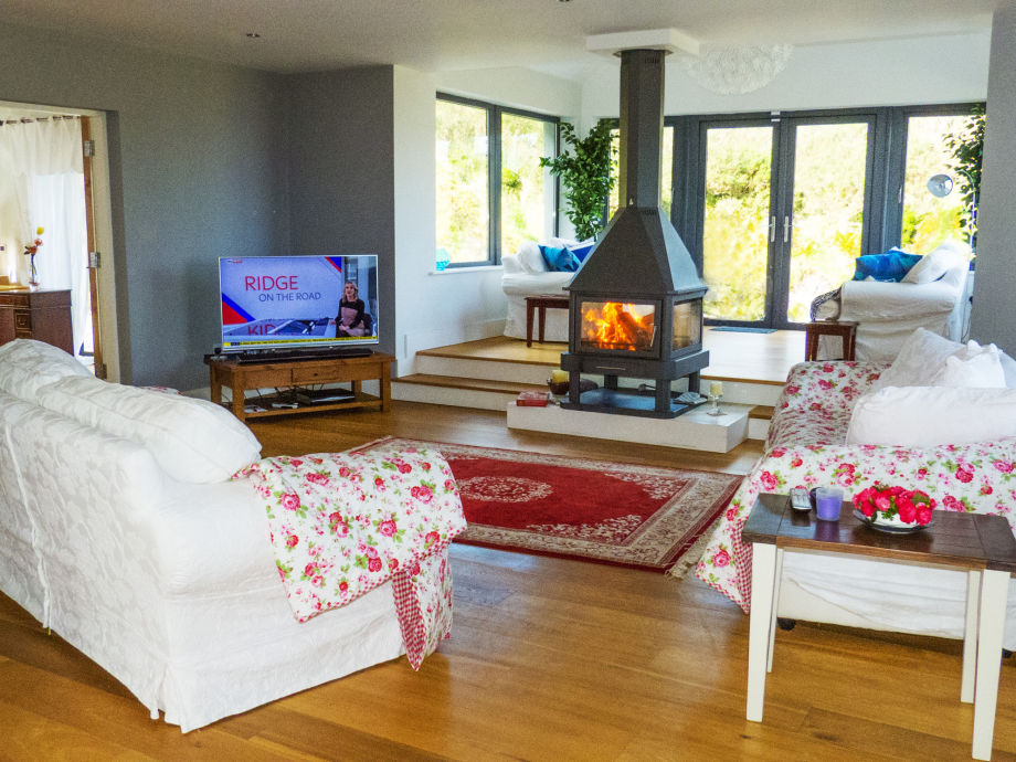 Holiday Home, Kerry, Ireland, Michaels, Living Room
