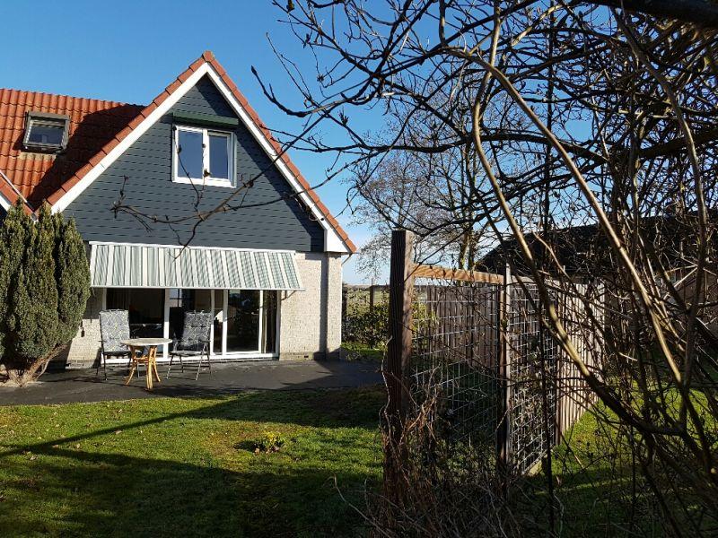 """Ferienhaus Wulpenweid 14 """"Seehund"""" / van Egmond"""