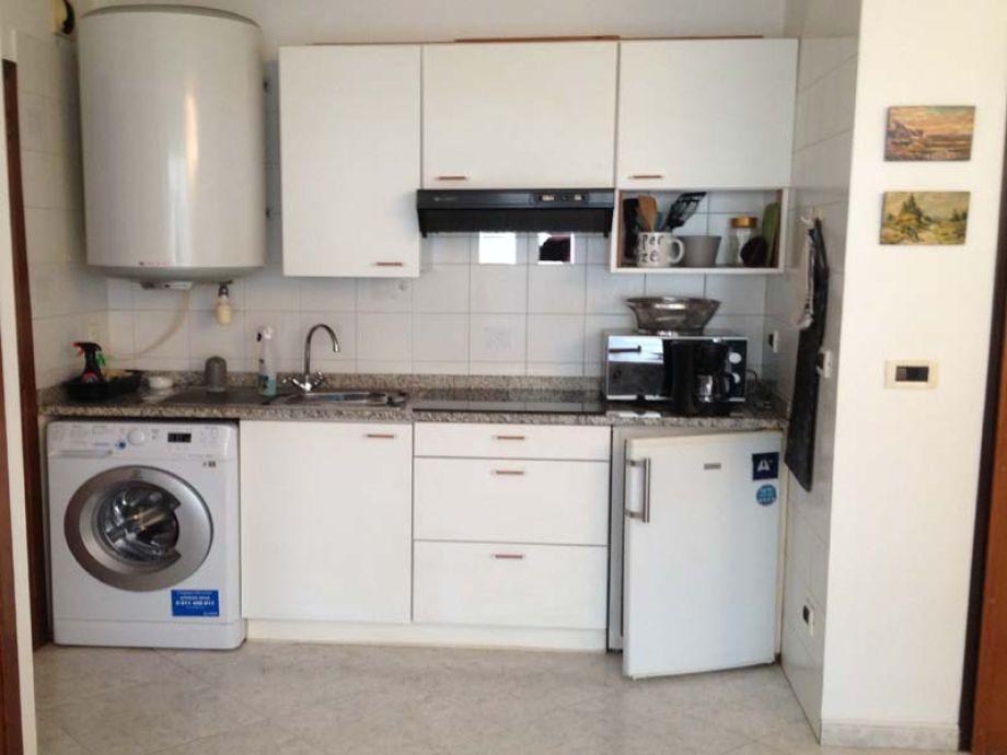Ziemlich Waschmaschine In Küche Integrieren Fotos - Innenarchitektur ...