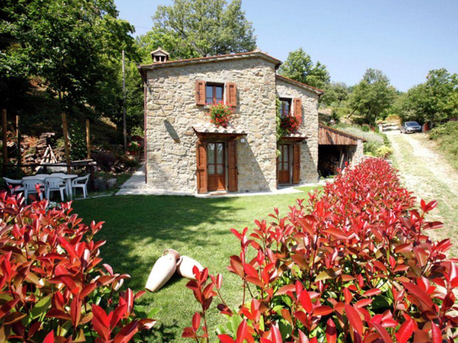 Außenaufnahme Villa Cielo