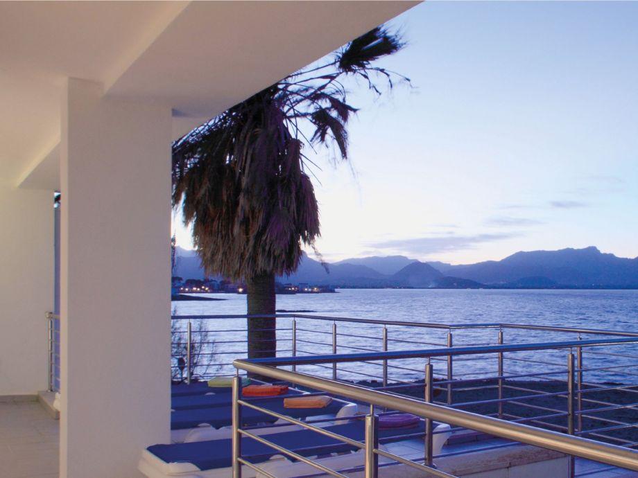 Enjoy the fantastic sea view