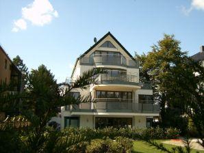Ferienwohnung 3 Zimmer - Villa Strandallee