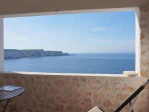 Holiday apartment with wonderful sea view