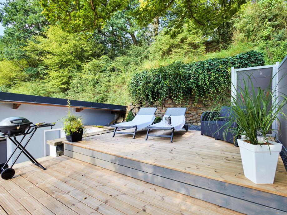 Von Orley Suite Terrasse