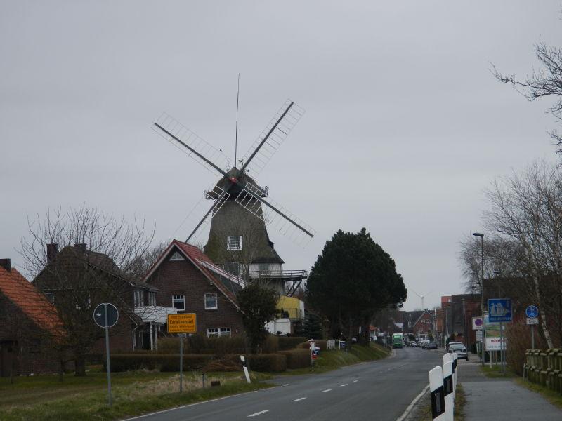 Ferienwohnung Nordseemühle