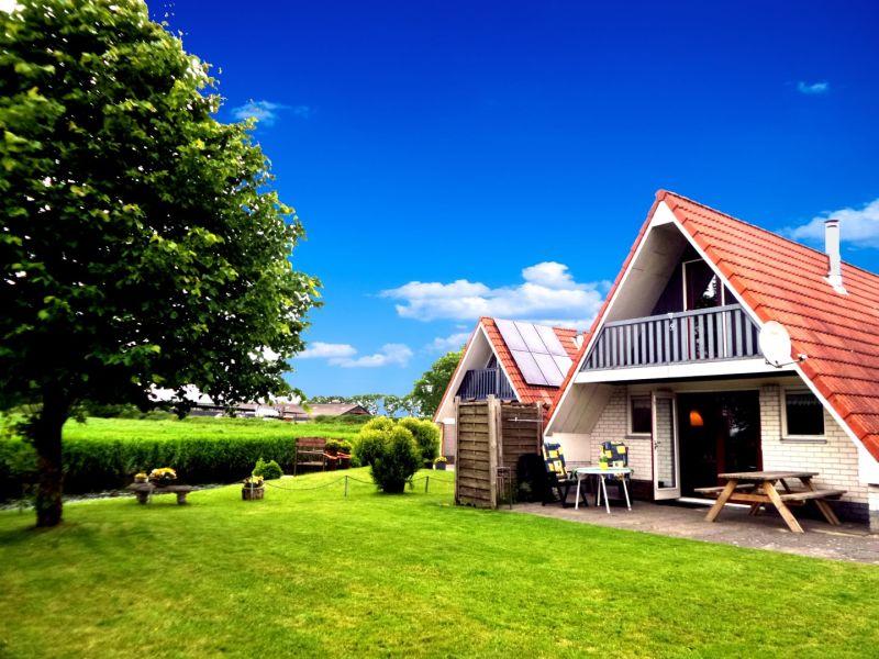 Ferienhaus Oostmahorn am Lauwersmeer