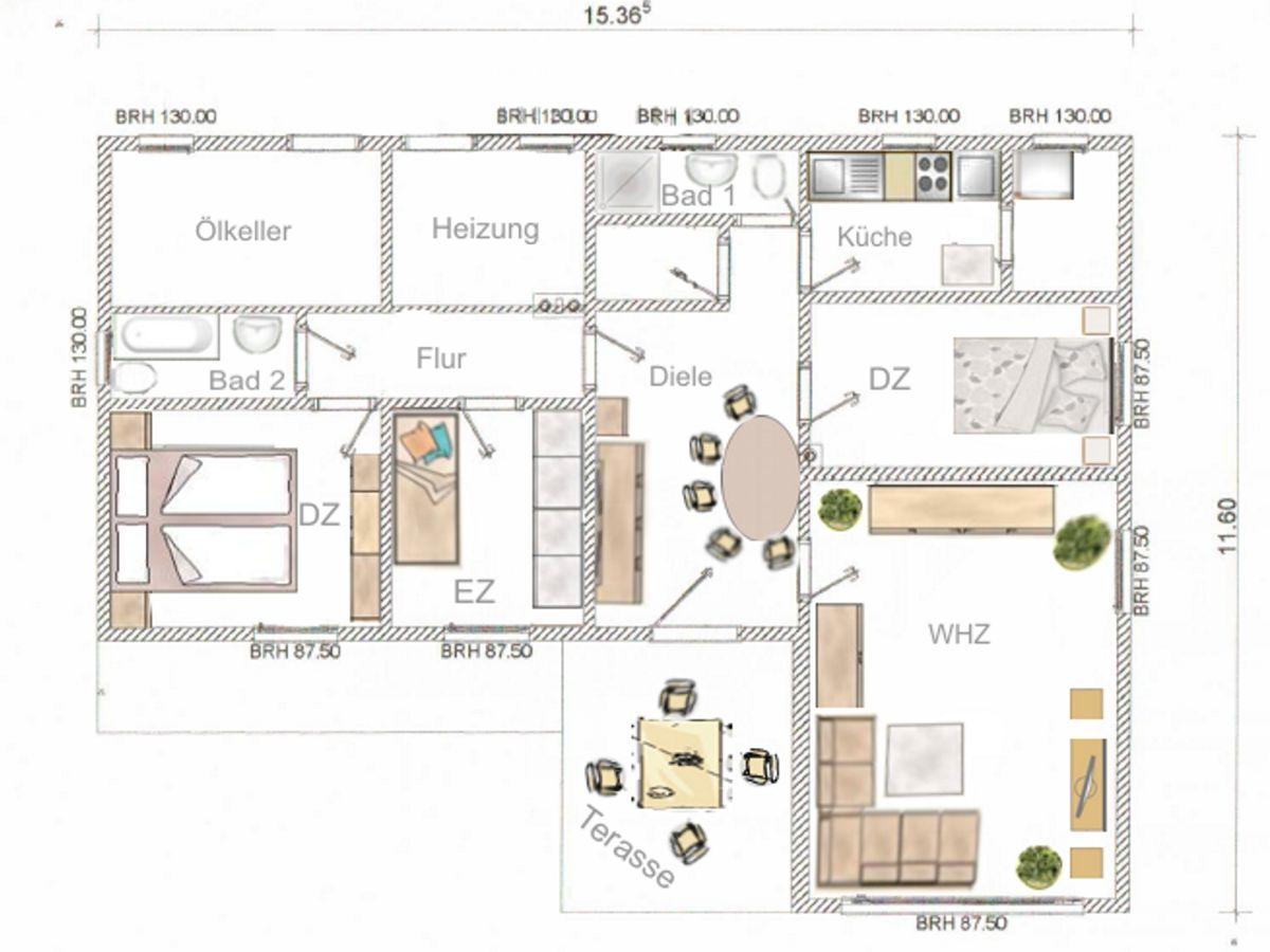 Ferienwohnung im Haus Daniel Willingen Firma FEWO Haus