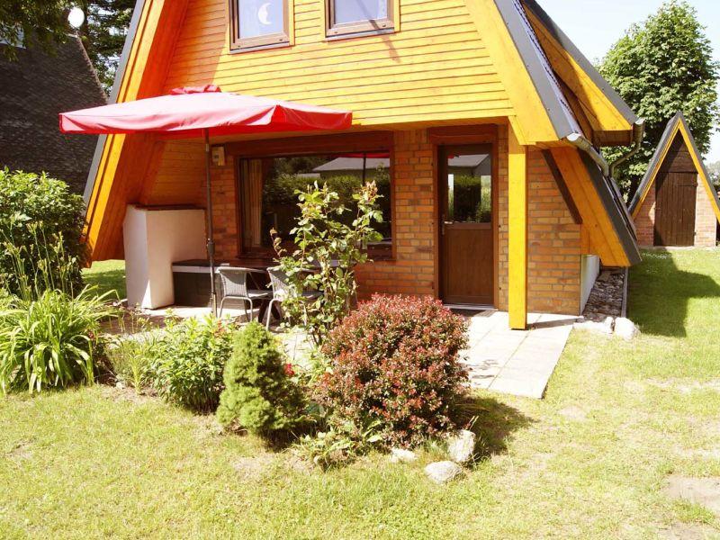 Ferienhaus Haus Dina Ahrenshoop