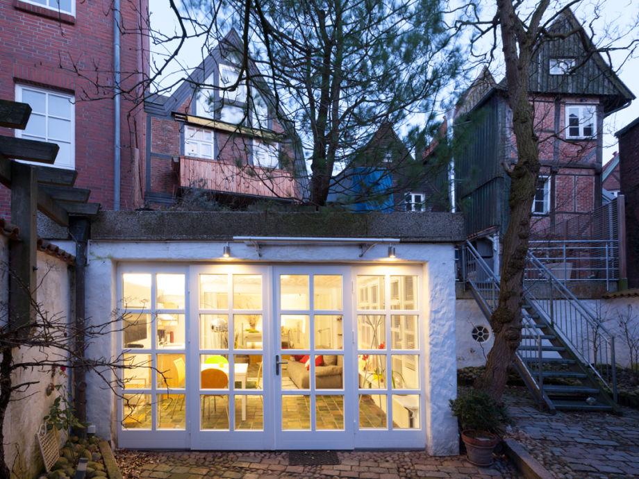 Ihr Apartment - ruhig im Hinterhof in der Altstadt