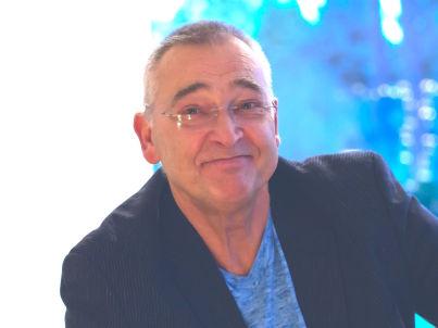 Ihr Gastgeber Gerhard Baumann