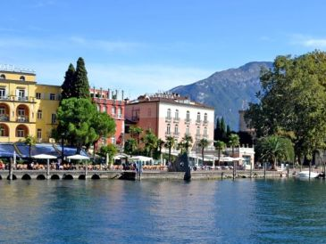 Ferienwohnung Casa Davide in Riva
