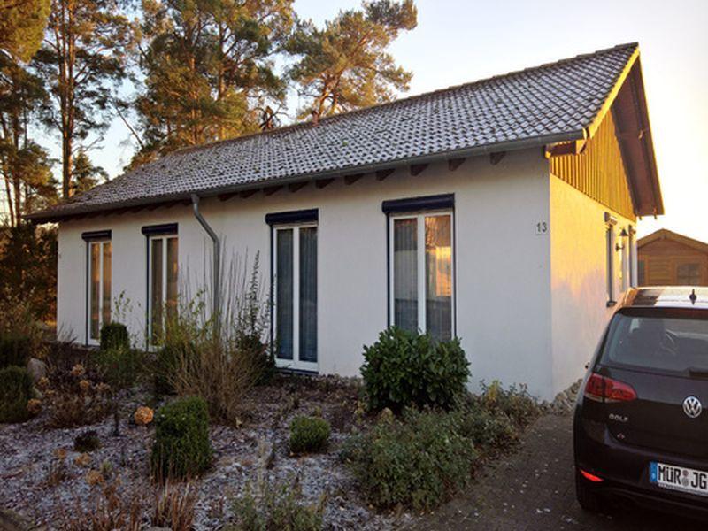 Ferienhaus in Lenz am Plauer See