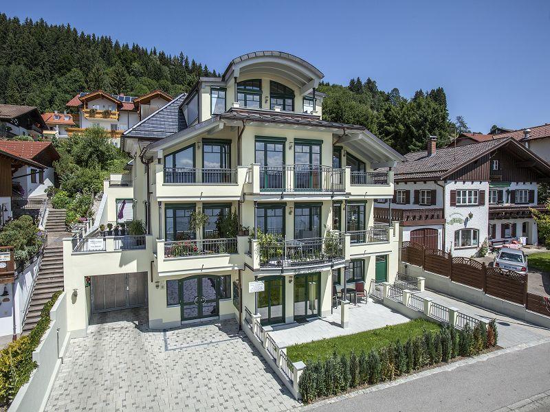 Holiday apartment Villa am Hopfensee