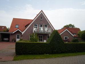 Ferienwohnung Watthuus Kiebitzhörn