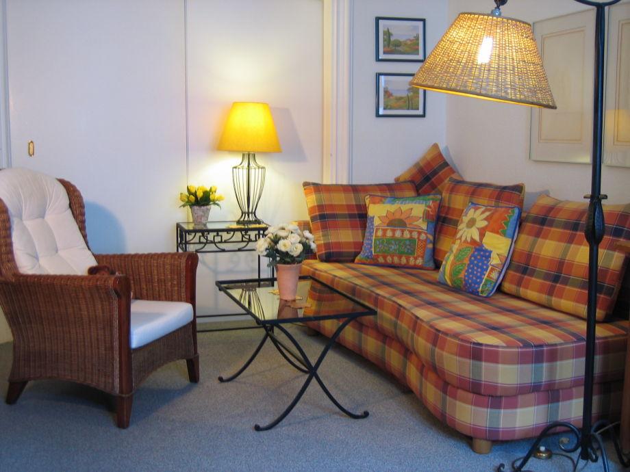 cosy furnishing