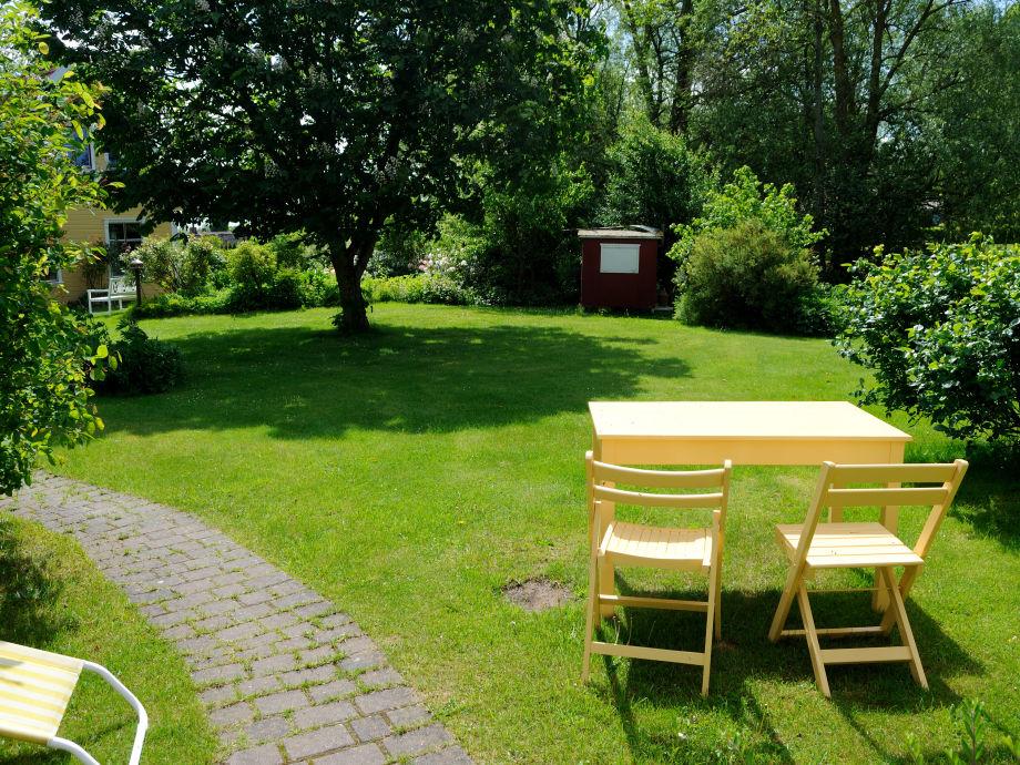 Ferienwohnung p tterhof 2 ostseek ste k hlungsborn for Garten pflegeleicht angelegt