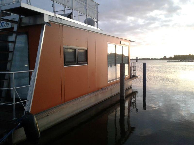 Hausboot meinFERIENBOOT Ostsee/Darß