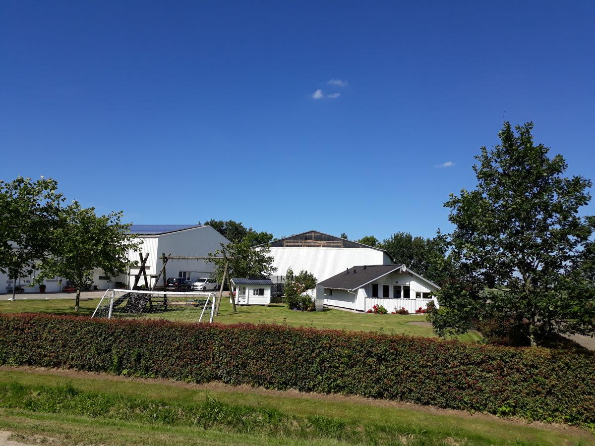 Ferienhaus Bauernhof Nagel, Dithmarschen, Friedrichskoog - Frau Gesa ...