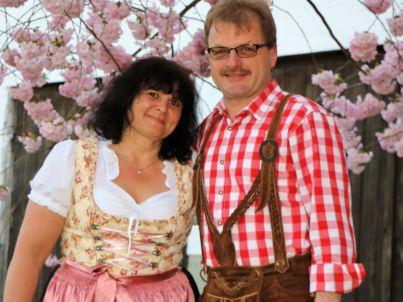 Ihr Gastgeber Petra und Hans Federl