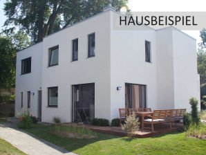 Ferienhaus Die Strandhäuser Sellin - Meeresrauschen   6+2 Pers.