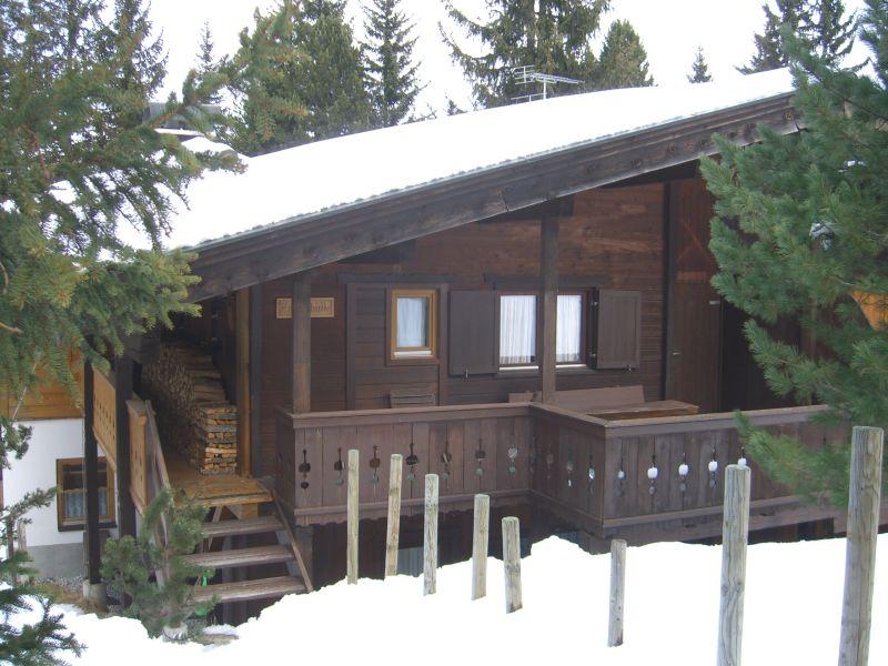 Ferienwohnung Zirbelhütte