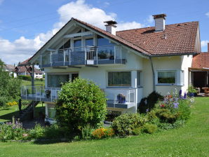 "Holiday apartment ""Weierle"""