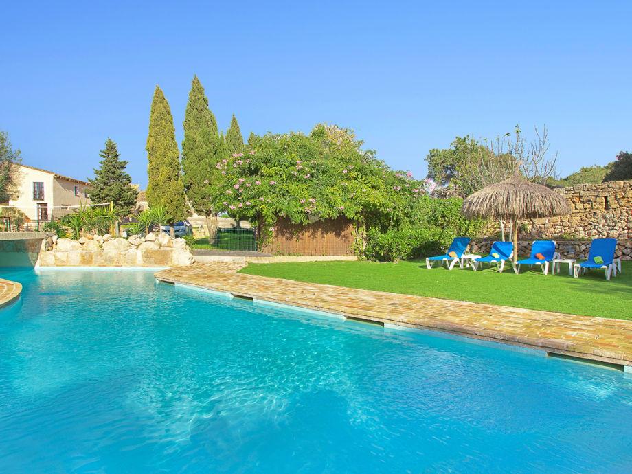 Finca son favar capdepera mallorca nordosten firma for Finca mit pool