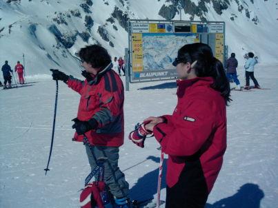 Ihr Gastgeber Anton und Ingrid Scheidle