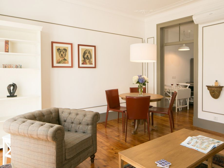 Ausstattung Cosy apartment 21 in the heart of Chiado