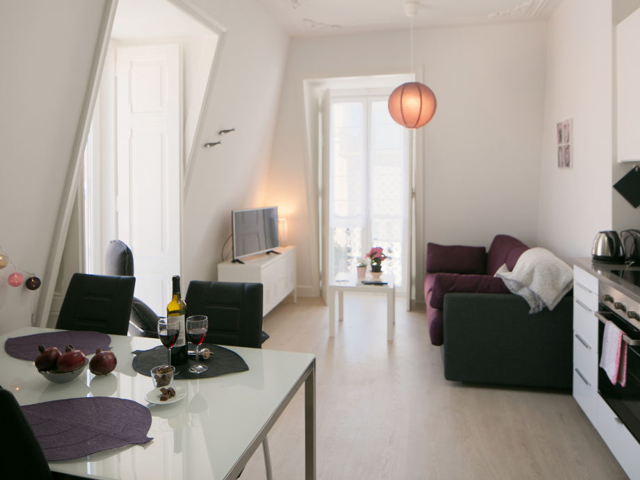 Ausstattung Cosy apartment 13 in authentic neighborhood