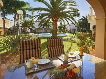 Holiday house CasaBlanca in Denia